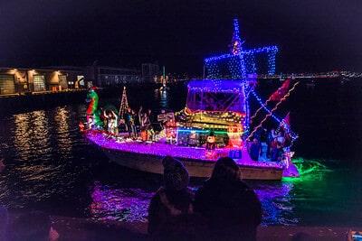 Parade of Lights San Diego, CA