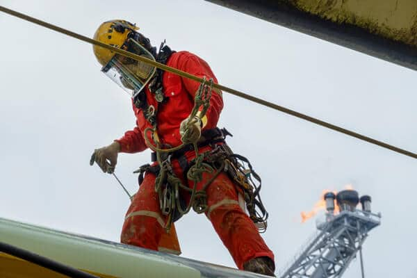 oil rig injury maritime lawyer